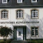 Auch am Deutschen Klingenmuseum werden wir Literatur zum Beten geben. (Foto: © Martina Hörle)